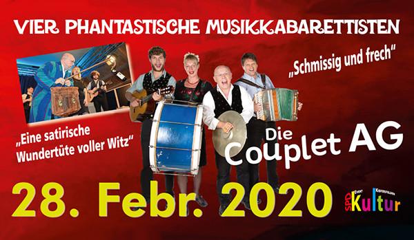 Couplet AG 2020