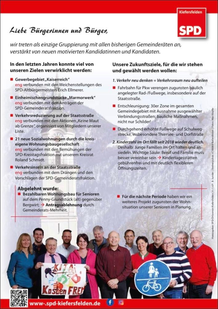 Wahlprogramm 2020