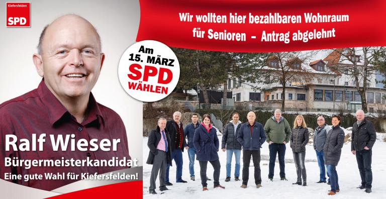 Penny Gelände - Wahl 2020