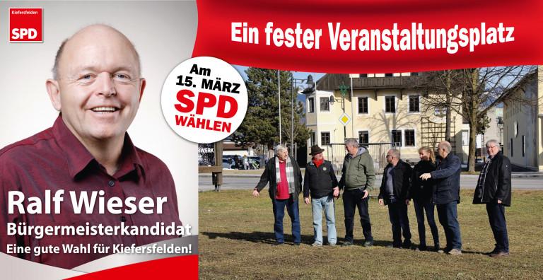Dorfmitte - Wahl 2020